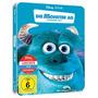 Blu Ray - Monstros S.a. - Steelbook Disney Pixar (lacrado)