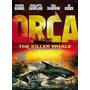 Dvd Orca A Baleia Assassina Ed. Nacional Orig. Dublado