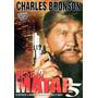 Dvd Desejo De Matar 5 (charles Bronson) Dublado