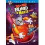 Dvd Original Do Filme Tom E Jerry Rumo A Marte
