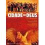 Dvd Original Do Filme Cidade De Deus (de Fernando Meirelles)
