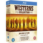 Blu-ray - Westerns Collection (lacrado) - Box Com 5 Filmes