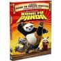 Coleção Dvds Original Dos Filmes Kung Fu Panda 1 E 2