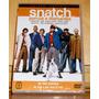 Dvd - Snatch - Porcos E Diamantes - Original - Lacrado Raro