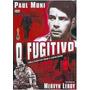 Dvd O Fugitivo Com Paul Muni Filme De Mervyn Leroy