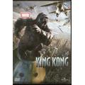 Dvd - King Kong - Aventura - Épico - Dublado