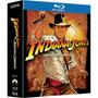 Blu-ray Coleção Indiana Jones: A Aventura Completa 5 Discos