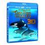 Blu-ray 3d Dolphins And Whales - Golfinhos E Baleias