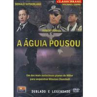 Dvd A Águia Pousou - Ii Guerra - Original Lacrado - 0459