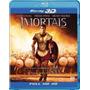 Blu-ray 3d: Imortais Lançamento Nacional, Original Lacrado