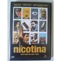 Nicotina - Uma Noite De Puro Caos Dvd (raridade)