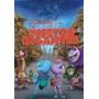 Dvd Original Do Filme O Grilo Feliz E Os Insetos Gigantes