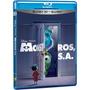 Blu Ray Monstros S.a. 3d + 2d Duplo Original Lacrado