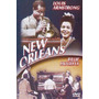 Dvd New Orleans Louis Armstrong, Billy Holiday