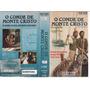 Vhs (+ Dvd), Conde De Monte Cristo - Richard Chamberlain