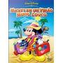 Dvd Original Mickey Em Um Verão Muito Louco