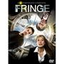 Box Dvd Fringe - 1 A 3ª Temporada Completa