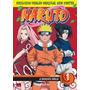 Dvd Original Naruto Vol. 01 - A Invasão Ninja