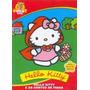 Dvd Original Hello Kitty E Os Contos De Fadas