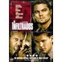 Dvd Os Infiltrados - Original - Novo - Vencedor De 4 Oscar