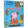 Coleção Peppa Pig - 4 Dvds Originais Do Desenho - Lacrados