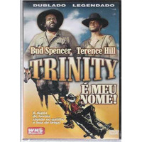 Dvd, Trinity É Meu Nome - Terence Hill, Bud Spencer, Irados