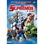 Dvd Os Supremos /supremos 2 Collecion Raris Filmes