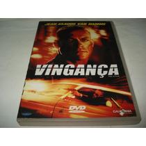 Dvd Vingança Com Jean Claude Van Damme