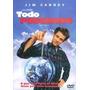 Dvd Todo Poderoso Jim Carrey Morgan Freeman