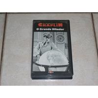 O Grande Ditador - Grandes Filmes De Chaplin - Bom Estado