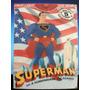 Dvd Cartoon: Superman, A Humanidade Em Perigo - Frete Grátis