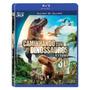 Blu-ray 3d + Bluray: Caminhando Com Dinossauros - Duplo Novo