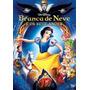 Dvd A Branca De Neve - Disney