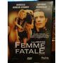 Dvd Femme Fatale - Antonio Banderas - Thriller Erotico