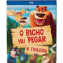 Blu-ray - O Bicho Vai Pegar - A Trilogia Completa (lacrado)