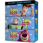 Blu-ray - Toy Story - A Trilogia Completa - Com Luva!