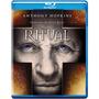 Blu-ray O Ritual - Dublado - Lacrado