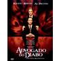 Dvd, O Advogado Do Diabo - Keanu Reeves, Al Pacino, Terrível