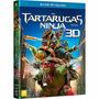 Blu-ray 3d + 2d As Tartarugas Ninja - O Filme Lacrado