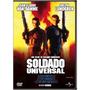 Dvd, Soldado Universal - Dolph Lundgren, Van Damme, Ficção