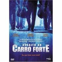 Assalto Ao Carro Forte - Dvd - Original