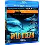 Blu-ray 2d + 3d Wild Ocean - Oceano Selvagem - Dublado