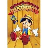 Dvd As Novas Aventuras De Pinóquio Frete Grátis