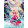 Dvd Barbie: Mermaidia Seminovo