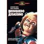 Dvd - Brinquedo Assassino ( Child´s Play) Lacrado