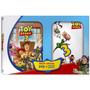 Toy Story 3 + Camiseta Infantil Tamanho 10 - Lacrado Disney