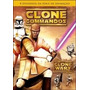 Dvd Star Wars - The Clone Wars - Clone Commandos (semi Novo)