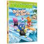 Dvd Backyardigans A Onda Do Surfe Frete Grátisme