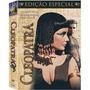 Dvd Cleopatra - Edição Esp. Triplo - Novo **frete Grátis**