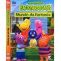 Dvd Backyardigans Mundo Da Fantasia Frete Grátisme